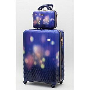 シフレ LUNALUX(ルナルクス)スーツケース ハード ジッパー LUN2116-67 ランタン [90L] LUN211667