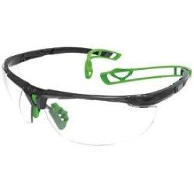 トラスコ中山 TRUSCO 二眼型セーフティグラス ツル特殊構造 グリーン TSG-9901GN TSG9901GN