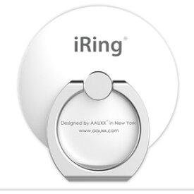 UNIQ UMS-IR07IMCPW iRing Circle パールホワイト UMSIR07IMCPW