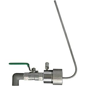 アクアシステム アクアシステム ペール缶用SUS製コック (油・オイル)50mmタイプ SP50P