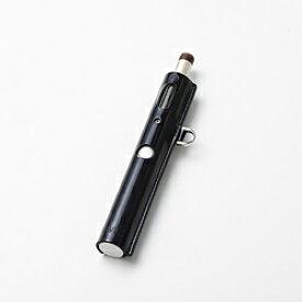 DEFF 電子たばこPloom TECH+用 パテントレザーケース WIZ JACKET for Ploom TECH+ WLC-PMP01MBK WLCPMP01MBK