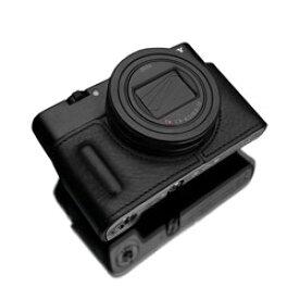 GARIZ GARIZ SONY RX100 VI (DSC-RX100M6) 用 本革カメラケース HG-RX100M6BLK ブラック HG-RX100M6BLK ブラック HGRX100M6BLK
