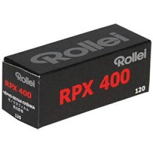 ROLLEI モノクロフィルムRollei RPX400 120 RPX4001 RPX4001