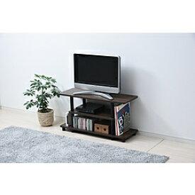ヤマゼン システムラックTV台 80cm幅 テレビ台 RYWTV-8030CWLBK RYWTV8030