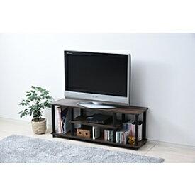 ヤマゼン システムラックTV台 110cm幅 テレビ台 YWTV-1130(CWLBK) YWTV130