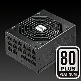 SUPERFLOWER PC電源 LEADEX PLATINUM SE 1000W-BK ブラック [1000W /ATX /Platinum] LEADEXPTSE1000BK