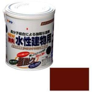 アサヒペン 水性建物用 1.6L (茶色) AP9011264
