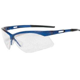 トラスコ中山 二眼型セーフティグラス フレームブルー TSG8106BL TSG8106BL