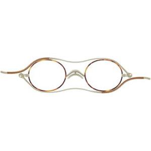 サンリーブ 老眼鏡 栞(SHIORI)SI-05 2(ブラウンデミ/+1.50) [振込不可]