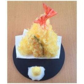 末武サンプル スマートフォン用 食品サンプル スマホスタンド 天ぷら SUETAKE1081 SUETAKE1081