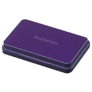 シヤチハタ [スタンプ台] シャチハタ スタンプ台 (中形/紫)HGN-2-V HGN2V