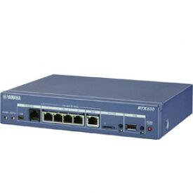 YAMAHA(ヤマハ) RTX830/CM ギガアクセスVPNルーター [コンソールケーブル付属] RTX830CM [振込不可]