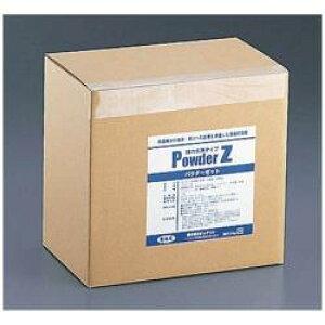 ツボイ 強力粉末洗浄剤 パウダーZブルー 5kg <JPY0801> JPY0801