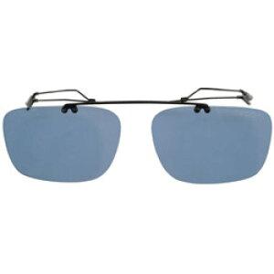 関眼鏡 調光偏光クリップオンサングラス(ブルー) [振込不可]