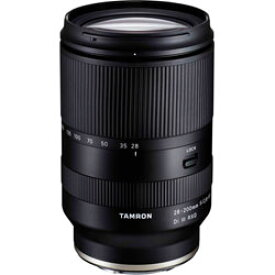 TAMRON(タムロン) カメラレンズ 28-200mm F/2.8-5.6 Di III RXD(Model A071) [ソニーE /ズームレンズ] 28_200F2.8_5.6_Di3