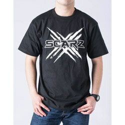 SCARZ(スカーズ)SCARZ(スカーズ)オリジナルTシャツロゴホワイトSCZ-005オリジナルTシャツ(SCZ-005M)