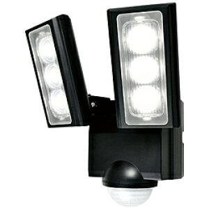 ELPA 屋外用LEDセンサーライト 乾電池式 2灯 ESL-312DC ESL312DC