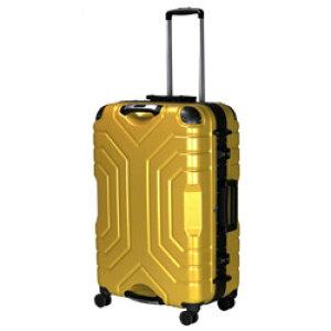 エスケープ スーツケースハードフレーム B5225T-67HYE イエロー [83L]
