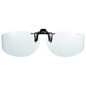 名古屋眼鏡 クリップオンキーパー サイドカバー 9322-10(クリア) 9322_10