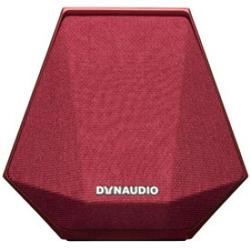 DYNAUDIO ブルートゥース/WiFiスピーカー MUSIC 1 RED レッド [ハイレゾ対応 /Bluetooth対応 /Wi-Fi対応] MUSIC1RED