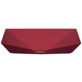 DYNAUDIO ブルートゥース/WiFiスピーカー MUSIC 5 RED レッド [ハイレゾ対応 /Bluetooth対応 /Wi-Fi対応] MUSIC5RED