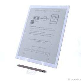 【中古】SONY(ソニー) 〔技適なし〕 デジタルペーパー DPT-RP1【291-ud】