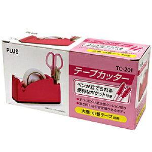 PLUS テープカッターTC-201PK TC201PK