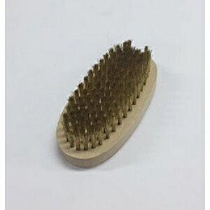 インダストリーコーワ #11598 真鍮ブラシ 小判型 #11598