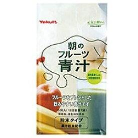 ヤクルトヘルスフーズ ヤクルト 朝のフルーツ青汁 7g×15袋