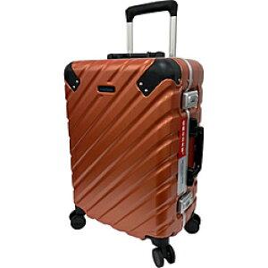 ACE スーツケース 32L ワールドトラベラー(World Traveler) エラコール オレンジ WORLD-409614 [TSAロック搭載] WORLD409614OR