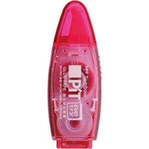 トンボ鉛筆 [テープのり]ピットリトライC ベリー(テープ幅:8.4mm) PN-CRNC80 PNCRNC80