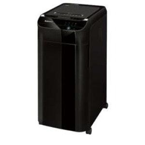 フェローズ 350C 電動シュレッダー ブラック [クロスカット /A4サイズ /CDカット対応] 350C