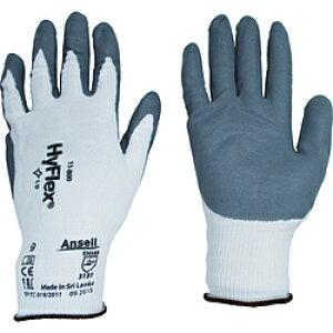 アンセル アンセル 組立・作業用手袋 ハイフレックス 11−800 Lサイズ 118009