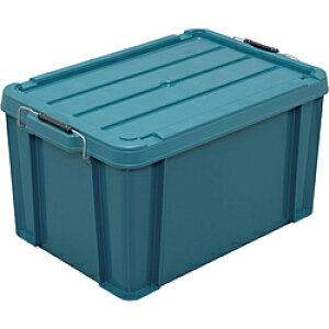 アイリスオーヤマ IRIS 252005 バックルコンテナ BL−45 ブルーグリーン BL-45-BG BL45BG