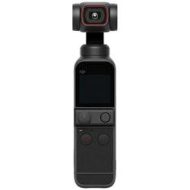 DJI(ディージェイアイ) DJI Pocket 2 Creator Combo 3軸ジンバルスタビライザー搭載4Kカメラ OP2CP2 OP2CP2