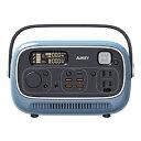 AUKEY AUKEY(オーキー) ポータブル電源 PowerStudio 300 ブルー AUKEY(オーキー) BLUE PS-RE03-BU PSRE03BU