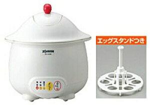 ZOJIRUSHI(象印マホービン) EG-HA06-WB (ホワイト) 温泉たまご器 「エッグDoDoDo」 EGHA06
