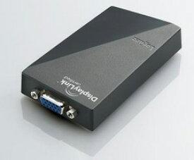 Logitec(ロジテック) LDE-SX015U(USB 2.0対応 マルチディスプレイアダプタ/WXGA+対応モデル) LDESX015U