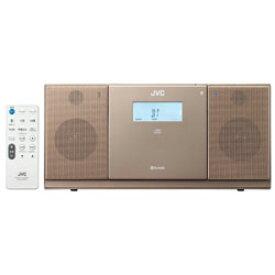 JVCケンウッド CDラジオ(ラジオ+CD)ブラウン NXPB30T 【ワイドFM対応】 NXPB30T