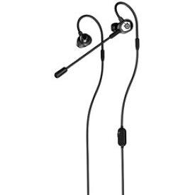 SteelSeries 61650 ゲーミングヘッドセット Tusq ブラック [φ3.5mmミニプラグ /両耳 /イヤフックタイプ] TUSQ