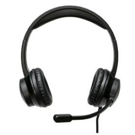 PRINCETON(プリンストン) ヘッドセット UB-HSUSB [USB /両耳 /ヘッドバンドタイプ] UBHSUSB