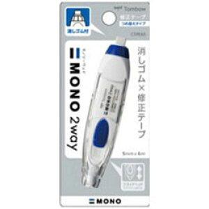 トンボ鉛筆 [修正テープ] 消しゴム付き修正テープ モノ2way スタンダード (テープ幅5mm×長さ6m) CT-PEX5 CTPEX5