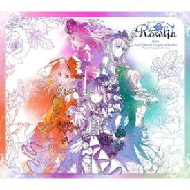 【2021/06/30発売予定】インディーズ Roselia/ 劇場版「BanG Dream! Episode of Roselia」Theme Songs Collection Blu-ray付生産限定盤