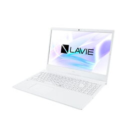 NEC(エヌイーシー) ノートパソコン LAVIE N15シリーズ パールホワイト PC-N157CAAW [15.6型 /intel Core i7 /SSD:512GB /メモリ:8GB /2021年2月モデル] PCN157CAAW