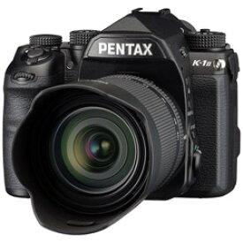 RICOH(リコー) PENTAX K-1 Mark II・28-105WR レンズキット [PENTAX Kマウント] フルサイズデジタル一眼レフカメラ K1MARK228105WR