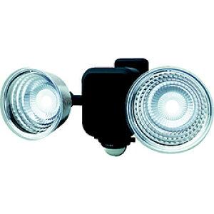 ムサシ ダンケ 3.5W×2灯 フリーアーム式LED乾電池センサーライト E42265