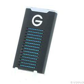 【中古】HGST(エイチ・ジー・エス・ティー) G-DRIVE mobile SSD R-Series 500GB 0G06052【291-ud】