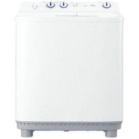 ハイアール JW-W45E-W 2槽式洗濯機 Live Series ホワイト [洗濯4.5kg /乾燥機能無 /上開き] JWW45E_W 【お届け日時指定不可】