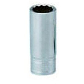 京都機械工具 9.5sq.セミディープソケット(十二角)6mm B3M06W B3M06W