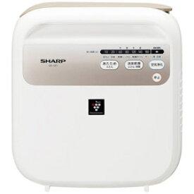 SHARP(シャープ) UD-CF1-W ふとん乾燥機 プラズマクラスター(Plasmacluster) ホワイト系 [マット無タイプ] UDCF1